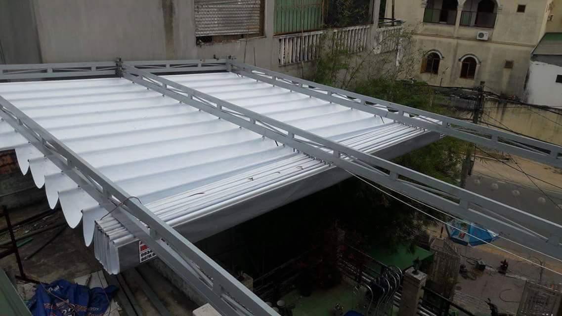 Lắp mái che di động tại Thành phố Thanh Hóa