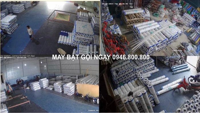 Tổng kho phân phối bạt che tại Hải Dương, Hưng Yên