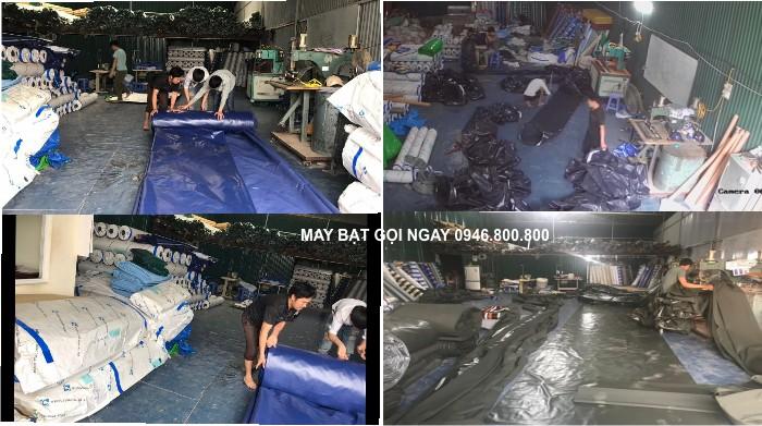 Xưởng Sản xuất may ép ô dù bạt sân trường học sự kiện che nắng mưa ngoài trời loại lớn theo yêu cầu